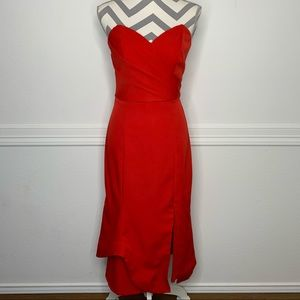 Lumier by Bariano Strapless Sweetheart Dress NWOT
